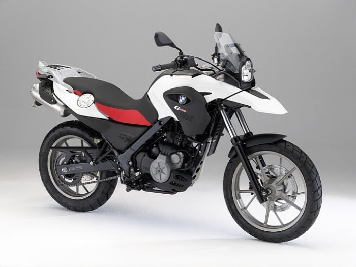 BMW G 650 GS World's Best Motorcycles 2015