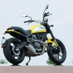 BMW NINET vs Ducati Scrambler Motorcycles