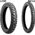 Bridgestone Battlecross X 20, X 30 and X 40