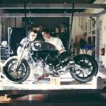 Ducati ScramblerHero 01 by Holographic Hammer