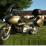Honda NT 700 -1
