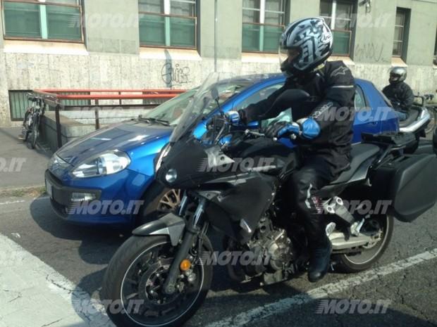 Yamaha MT-07 Tracer Excellent Motorbike for 2016