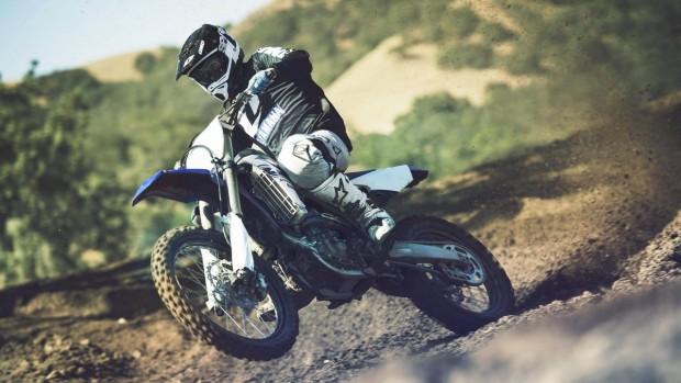 Yamaha YZ Range 2016Motocross