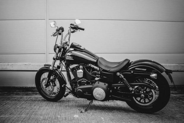 2016 Harley-Davidson Dyna Street Bob Custom
