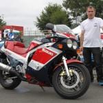 GSX-R Day at Le Mans Celebration for Suzuki