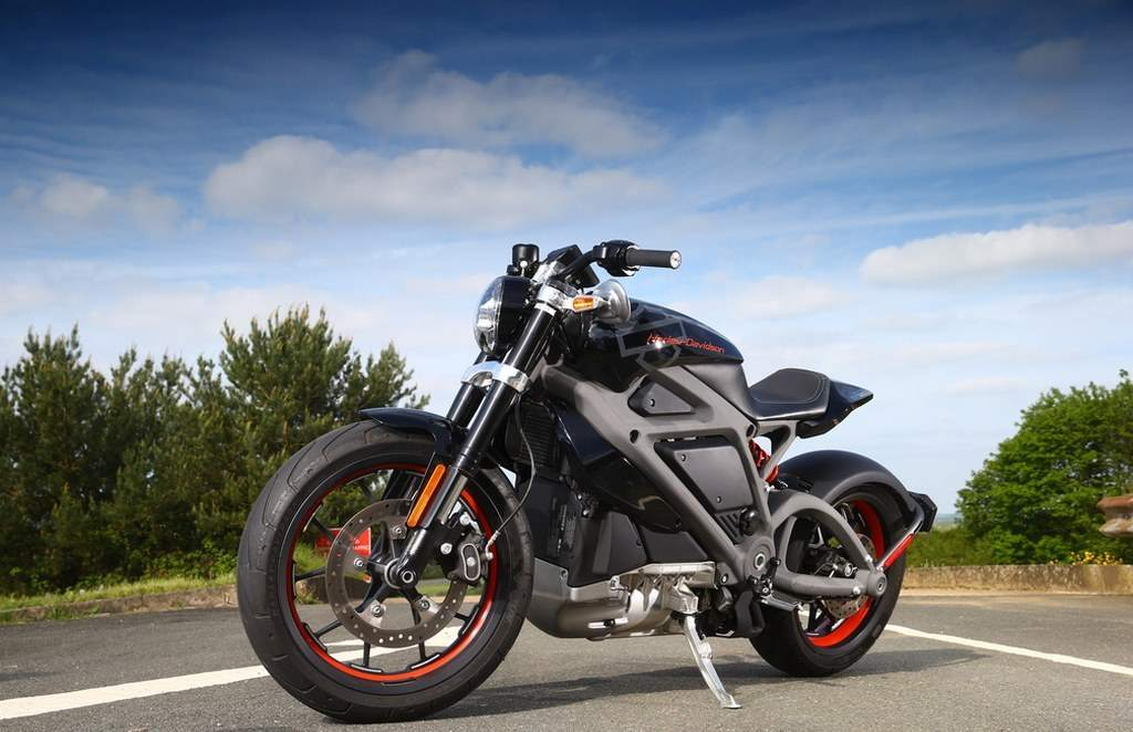 Harley-Davidson LiveWire Test For the Future