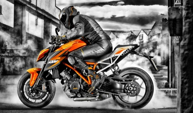 KTM Super Duke1290 R 2014