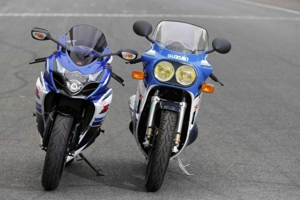 Suzuki Motorcycles GSX-R 1000