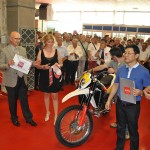 SWM Launching the First RS 650 Bike in Varese Factory