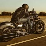 Victory Gunner 2015 Road Runner Style Motorcycle