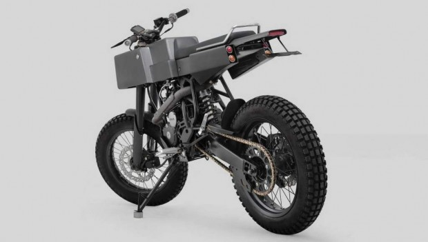 Thrive Motorcycles the T 005 Croos
