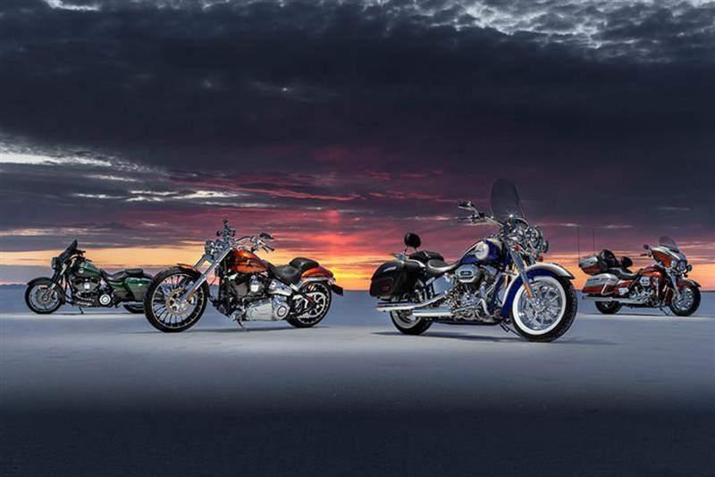 Harley-Davidson Unveiled 2016 Roadster