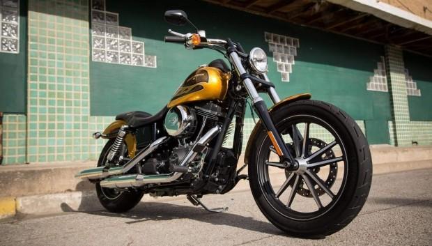 Harley-Davidson Street Bob Special Best Cruise 2016
