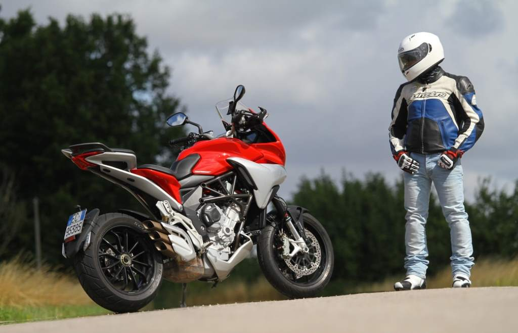 MV Agusta Turismo Veloce  Touring Reviews
