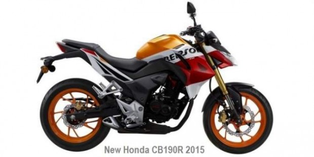 Honda CB190R 2015 World's Best Motorcycles