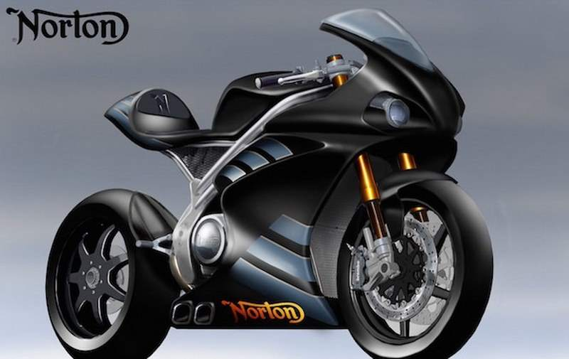 Norton prepares a 200 HP Superbike