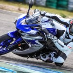 Yamaha YZF-R3 ChallengeTest as Starlet of the 400 Promosport