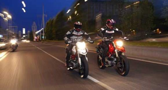 Tips for Motorcycle Driving at Night