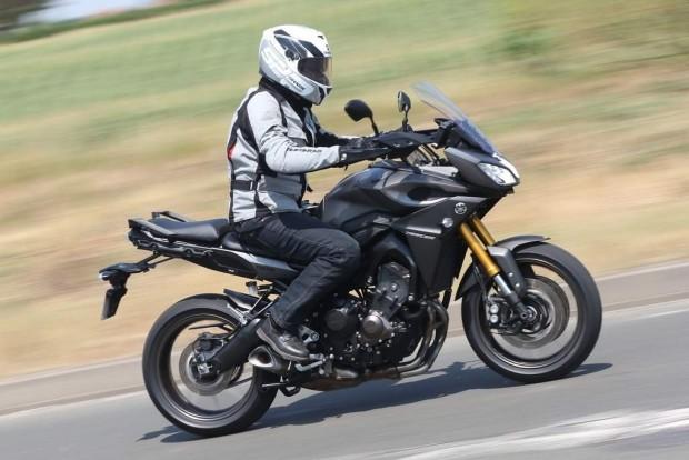 Yamaha MT-09 One Week Trial