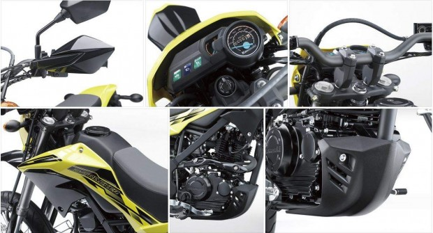 Kawasaki D-Tracker 2016 World's Best Motorcycle