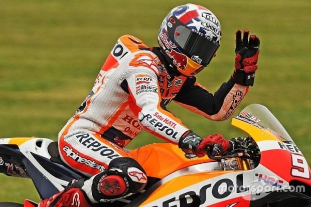 MotoGP Indianapolis 2015 Rating: Marc Márquez Star in Pole