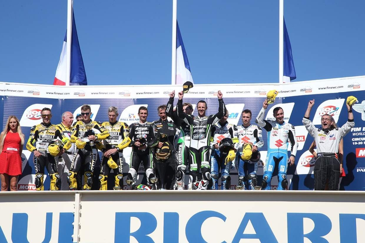 Bol d'Or 2015-24H: Victory of the SRC,The 14th win title for serves