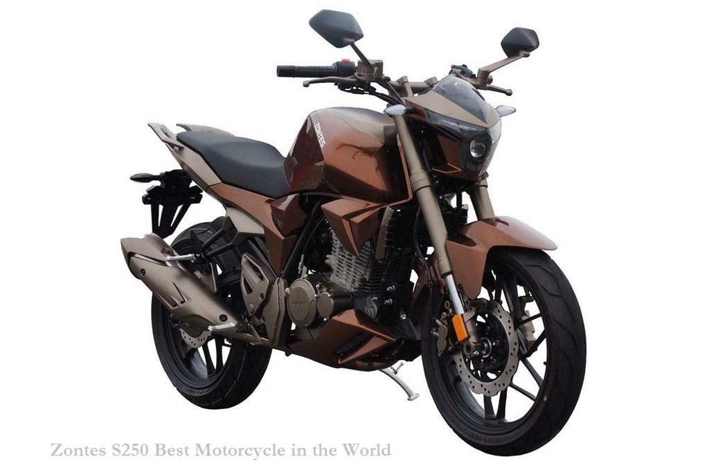 Zontes S250 Best Motorcycle in the World