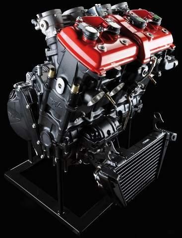 mv agusta engine 1000 cm3