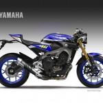 Yamaha MT-09 Faster Sons Italian by Oberdan Bezzi
