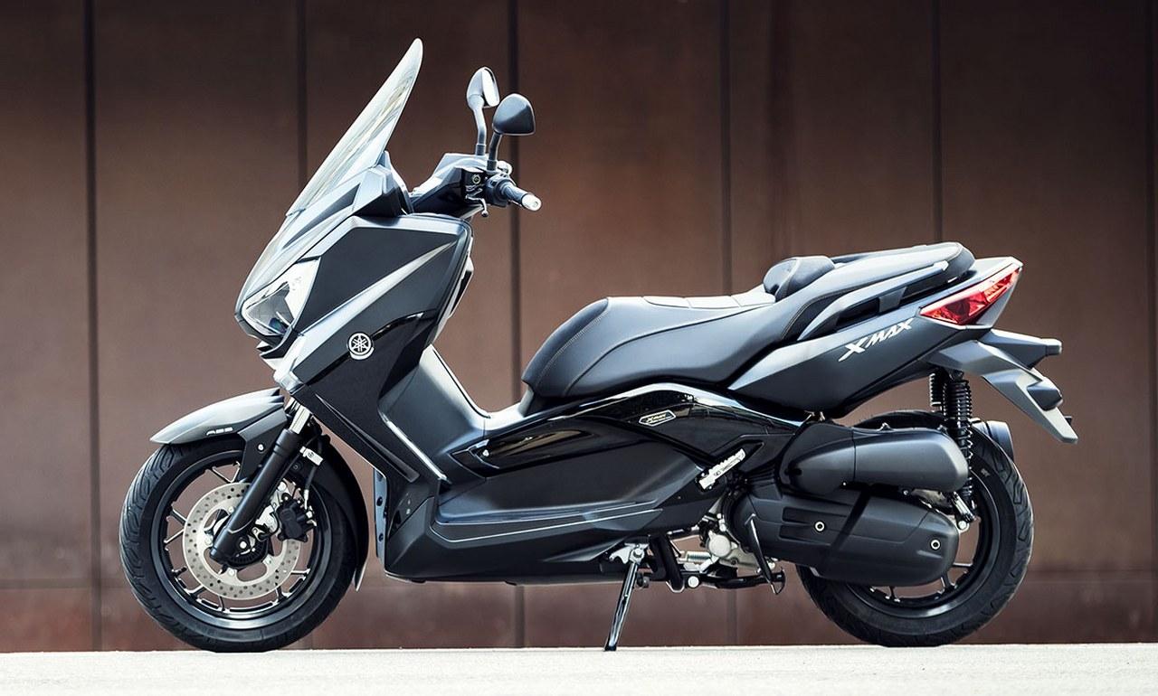 Yamaha Xmax 125, 250 & 400 Iron Max Special Series 2016