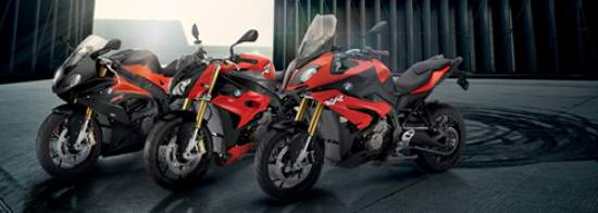 Play and win six months riding a BMW S 1000