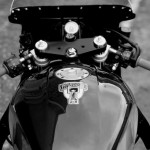 Yamaha XJR 1300 Café Racer by On The Wheels Hats