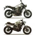 Yamaha Motorcycles XSR700