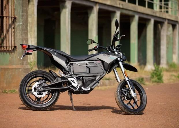 Zero FXS Motorcycles 2016