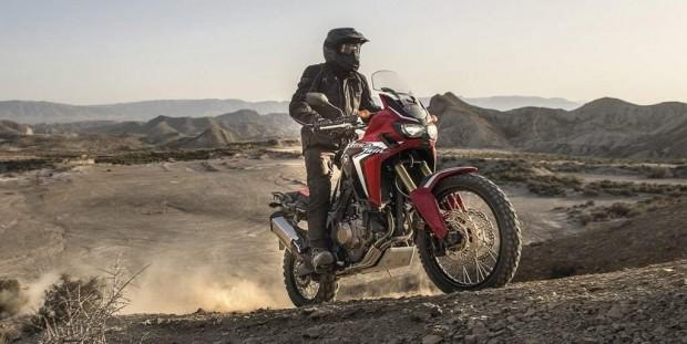 Honda Africa Twin CRF1000L Reborn 2016