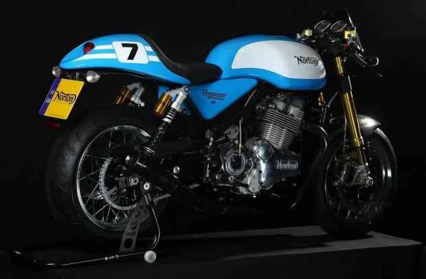 Norton Street Superbike Commando Style Tourist Trophy