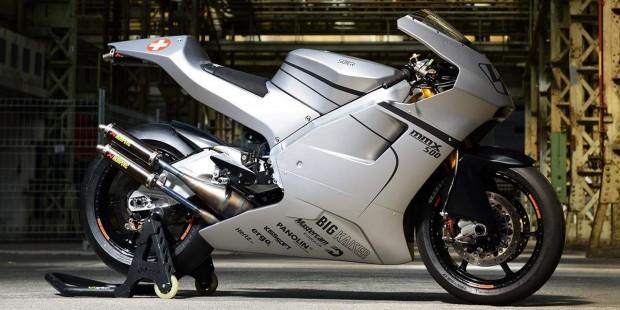 Suter orgy 2-stroke 500 cc 2015 Super Bike
