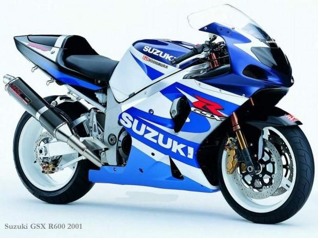 Suzuki GSX-R Motorcycle 24 History of 30 Years