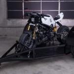 Honda MSX125 Spectacular Streetfighter 2016