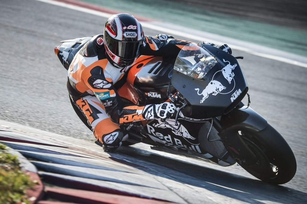 Moto GP: New KTM is a Real Bike