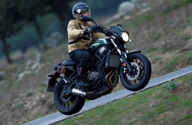 Yamaha XSR 700 Test and Review
