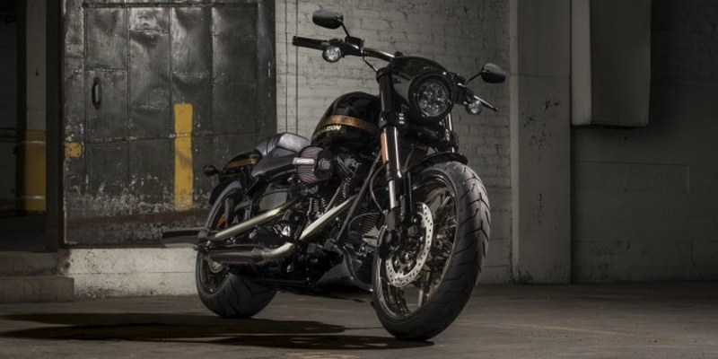 Harley-Davidson Launches CVO Street Muscle Breakout Motorcycle