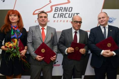 GP Brono Czech Republic Saved for Five Years