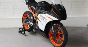 KTM RC 390 Tyga For Moto3 Circuit 2016