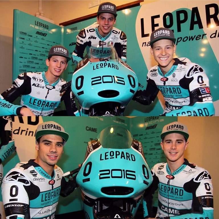 2016 Leopard Racing Team