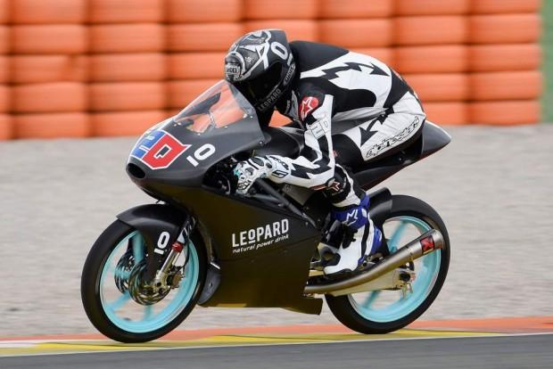 Leopard Racing Team 2016