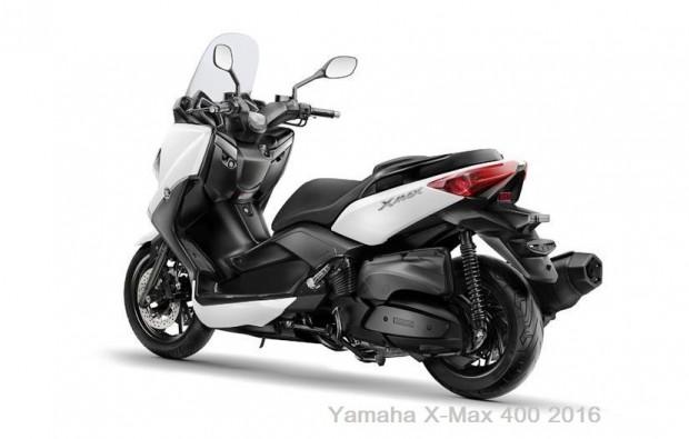 Yamaha X Max 400 Rear Brake Defects in Tube