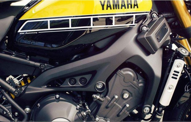 Yamaha XSR 900 Roadster Series Test