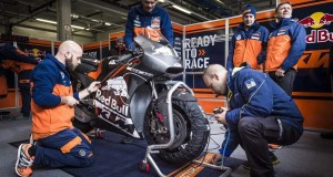 KTM RC16 at the Austrian GP Track Record