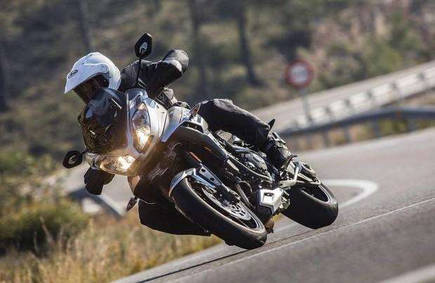 Triumph Tiger Sporty ADN Speed Triple 2016
